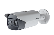 HIKVISION DS-2TD2636-10 Thermal & Optical Network Bullet Camera PoE