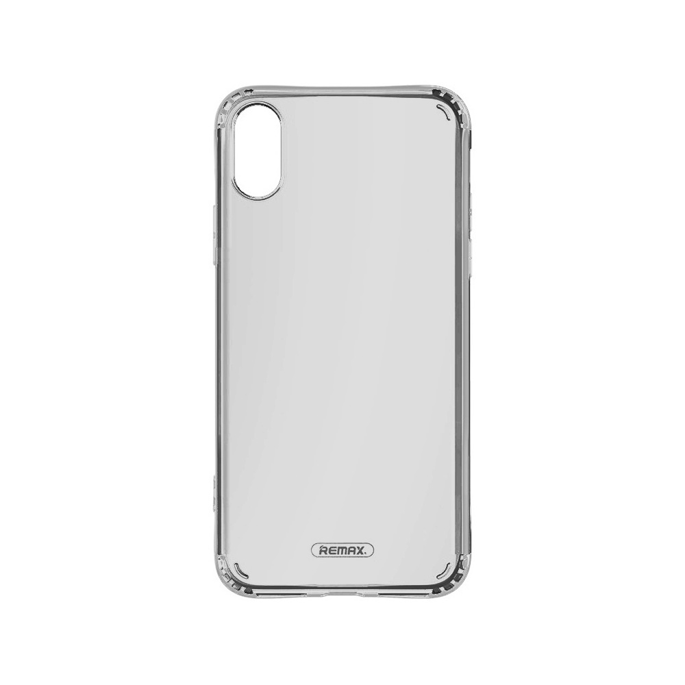 Remax Letton,Protector  for iPhone X, TPU, White - 51543