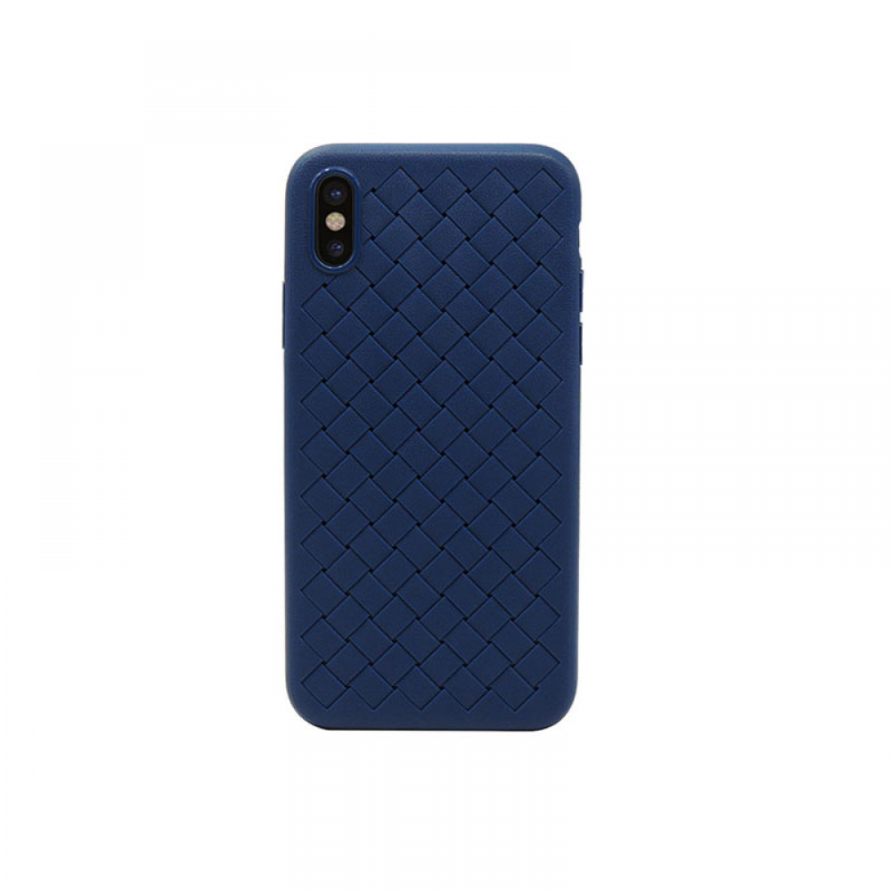Remax Tiragor,Protector For iPhone X, TPU, Blue - 51545