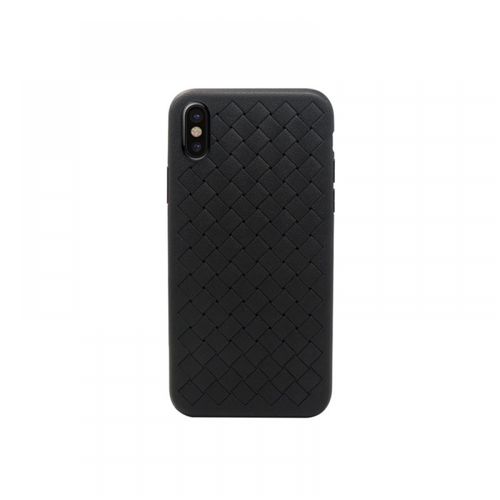 Remax Tiragor,Protector For iPhone X, TPU, Black - 51546