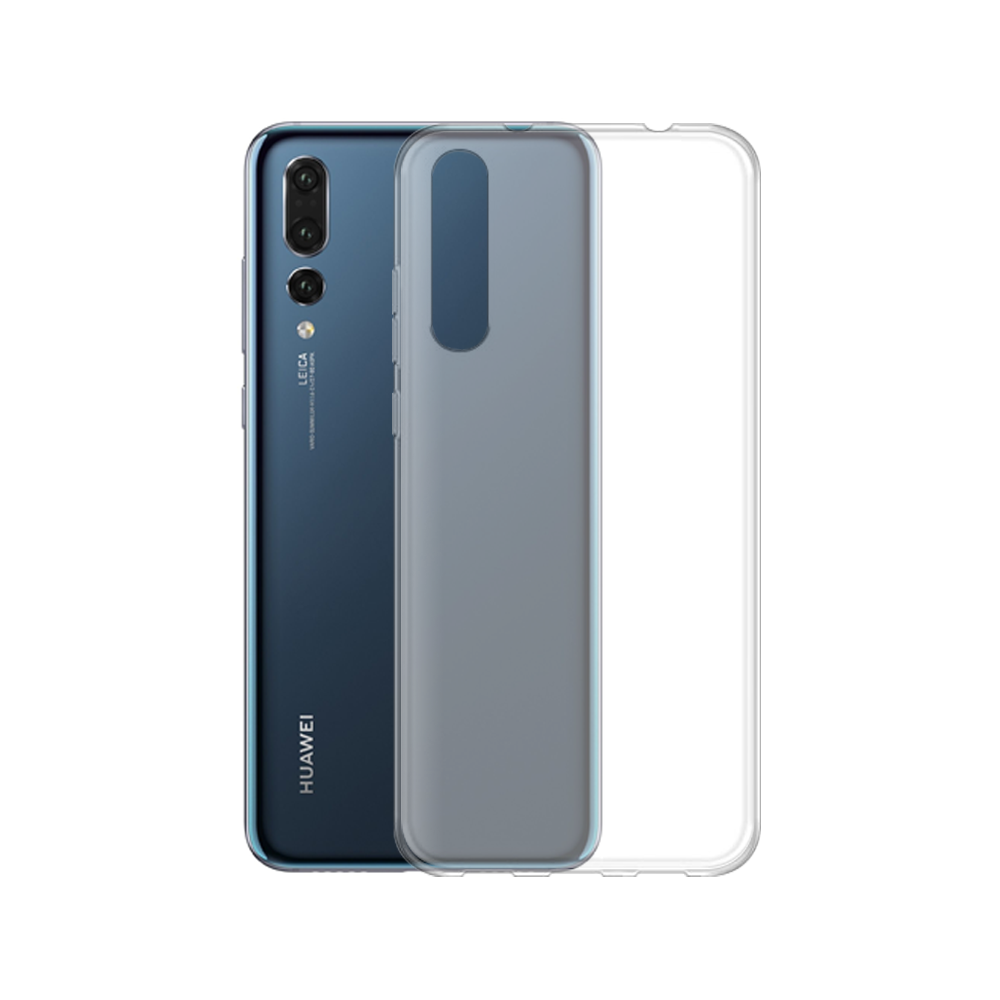 OEM Silicone case For Huawei P20 Pro, Slim, Transparent - 51601