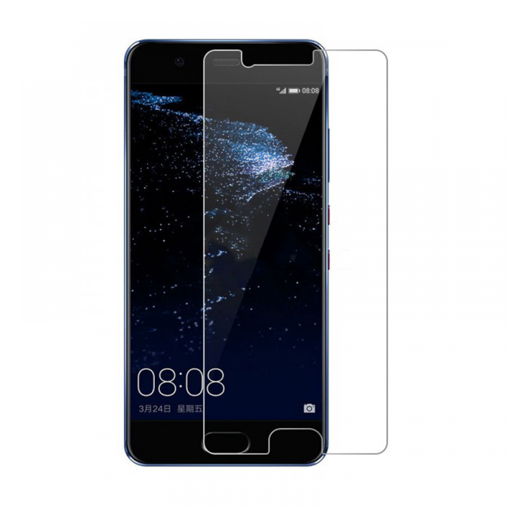 DeTech,DGlass protector For Huawei P10 Lite, 0.3mm, Transparent - 52272