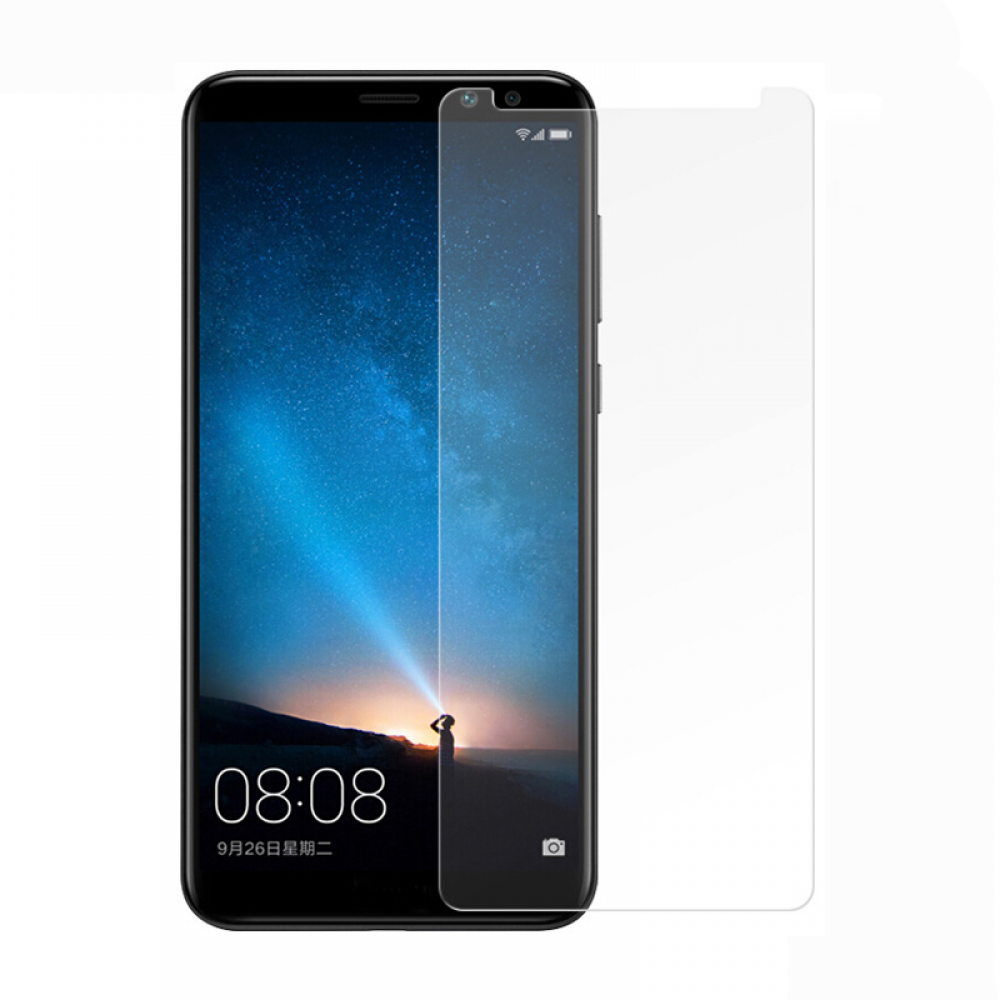 DeTech,Glass protector for Huawei Mate 10 Lite, 0.3mm, Transperant - 52349
