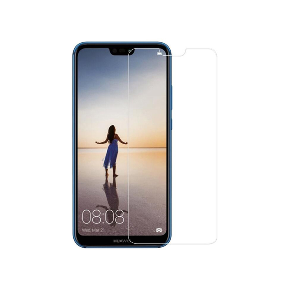 DeTech,Tempered glass For Huawei P20 Pro, 0.3mm, Transparent - 52393