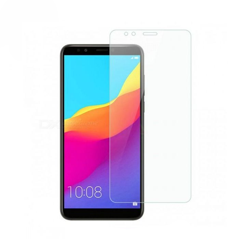 DeTech,Tempered glass for Huawei Y5 2018, 0.3mm, Transperant - 52456