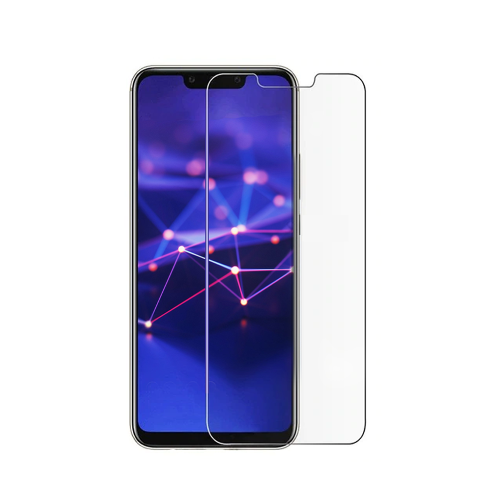 DeTech,Tempered glass for Huawei Mate 20 Pro, 0.3mm, Transperant - 52485