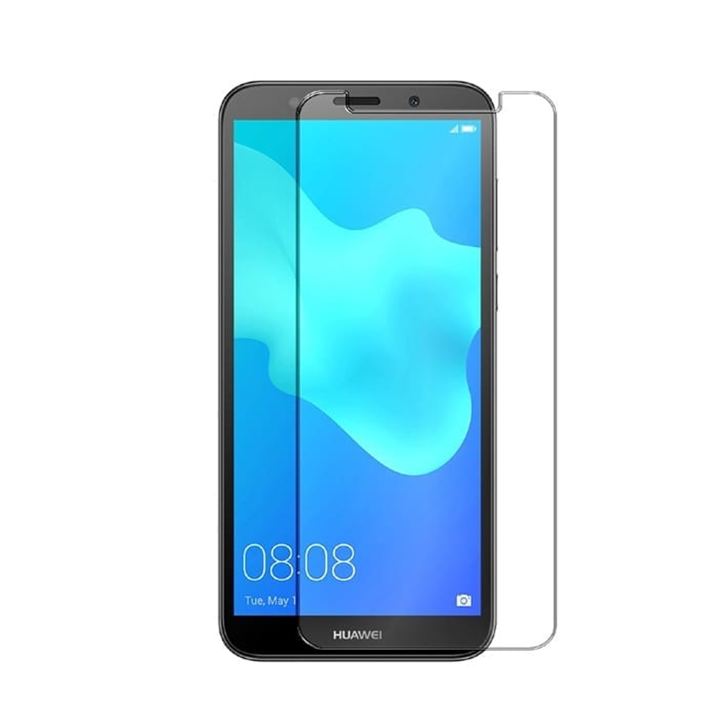 DeTech,Tempered glass for Huawei Y5 Prime, 0.3mm, Transperant - 52489