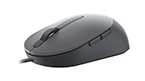 Dell Optical Mouse-MS116 - Black - 570-AAIS-14