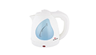 Electric Kettle - Boiler White/Blue EK-804 3800158109696