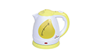 Electric Kettle - Boiler White/Yellow EK-804 3800158109696