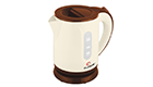 Electric Kettle - Boiler Brown/Beige EK-813 3800158109726