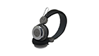Stereo headset with microphone EK-1008 Black 3800158122589