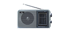 Portable Radio EK-2838UAR 3800158122305