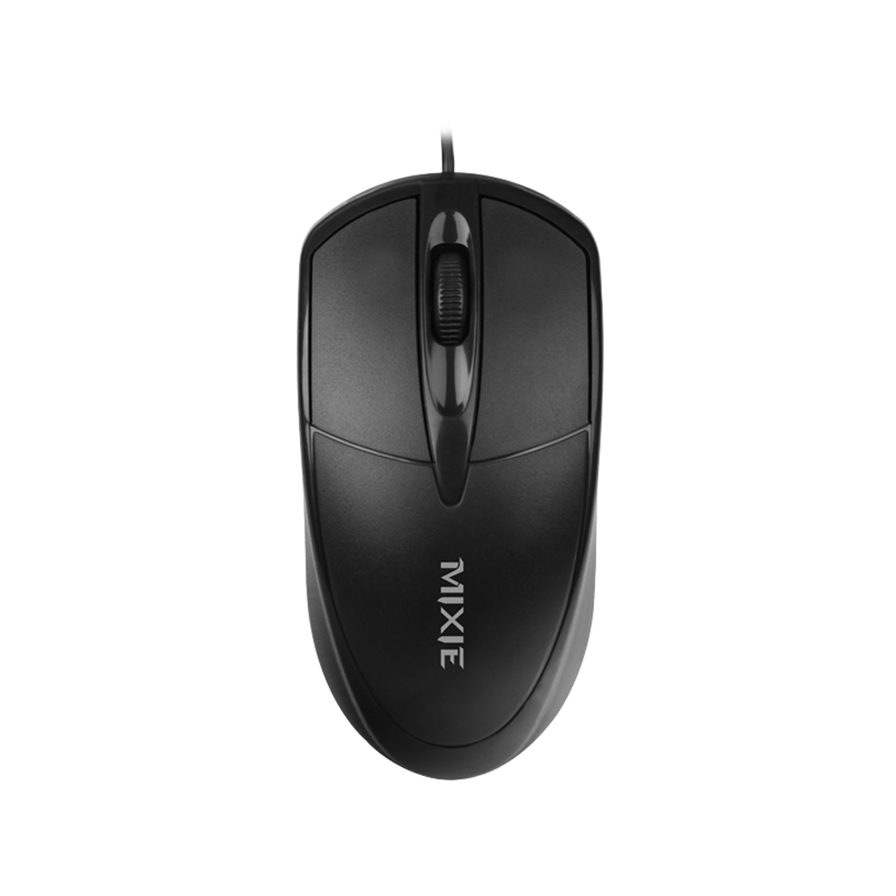 OEM Mouse X2, Optical, Black - 655
