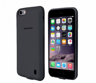 Romoss AA6S-401-01 Battery case EnCase 6S, 2000mAh, space gray