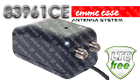 EMME ESSE 83961CE STABILIZED POWER SUPPLY 2 OUTPUTS