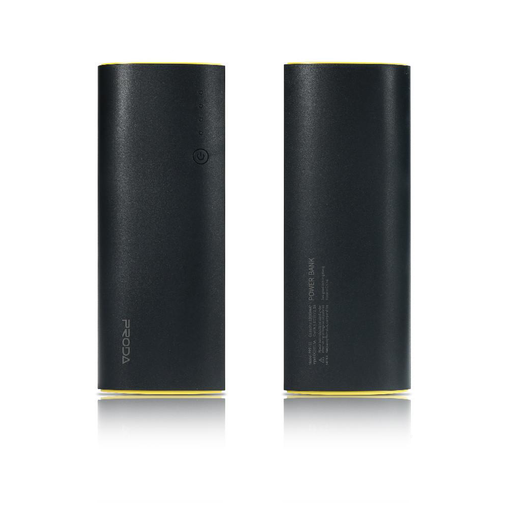 Remax Proda,Power bank,10000mAh,Mink PPL-22, Black - 87021