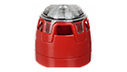 Cofem SIR24C Multitone siren with flash lamp for indoor installation
