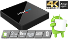M96X Plus Android 7.1.2 KODI 17.3 2GB/16GB Amlogic S912 4K TV BOX 2.4G+5G WIFI Bluetooth 1000M LAN H