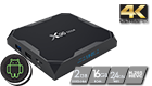 X96 MAX Smart Android 8.1 TV Box 2G16G Amlogic S905X2 Quad Core ARM Cortex A53