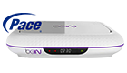 Pace DZS3000NBS with beIN Sports Access card