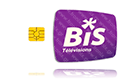 BIS TV Smard CARD (Without Subscription)
