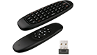 C120 2.4GHz Wireless Fly Air Mouse Gyroscope +Sensor Keyboard for Android TV Box