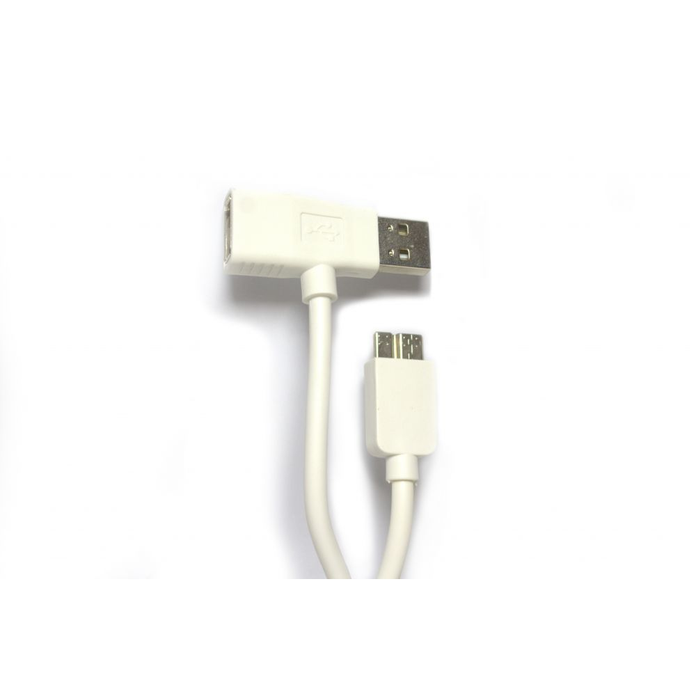 OEM Data cable micro USB 3.0 - USB /USB F, SAMSUNG S5 / Note 3, 1m - 14231