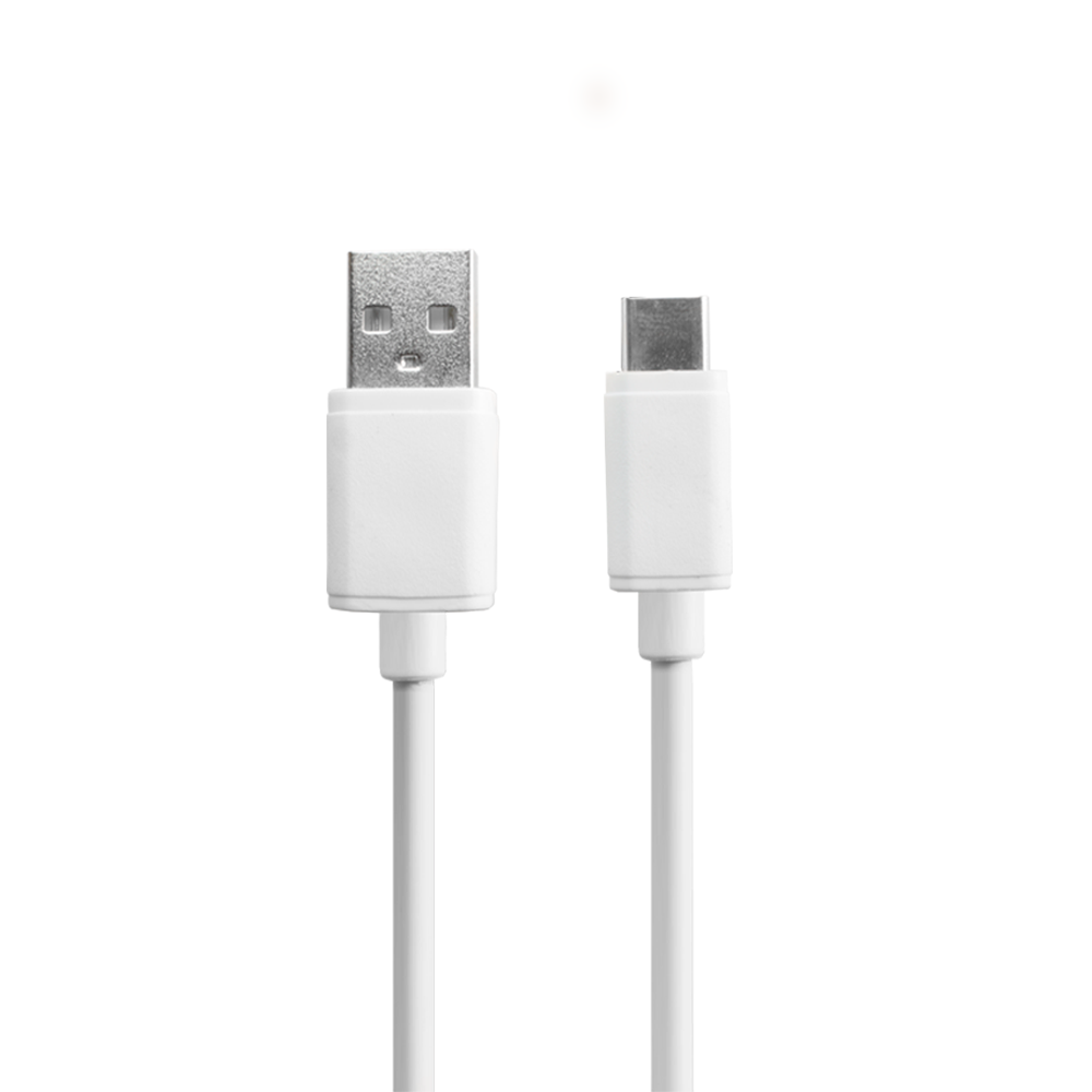 DeTech, USB - USB Type-C, Data cable, 1.0m - 18288
