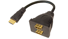 HDMI Y-Splitter CS 11