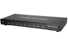 CS 23-8 HDMI 8-way splitter 4K2K