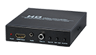 CS30A Scart + HDMI to HDMI Converter with upscaler