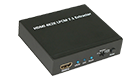 CS 31 HDMI 4K2K Audio Extractor LPCM7.1