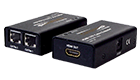 CSC 1 HDMI extender by Cat5e / Cat6 cable range 30 m
