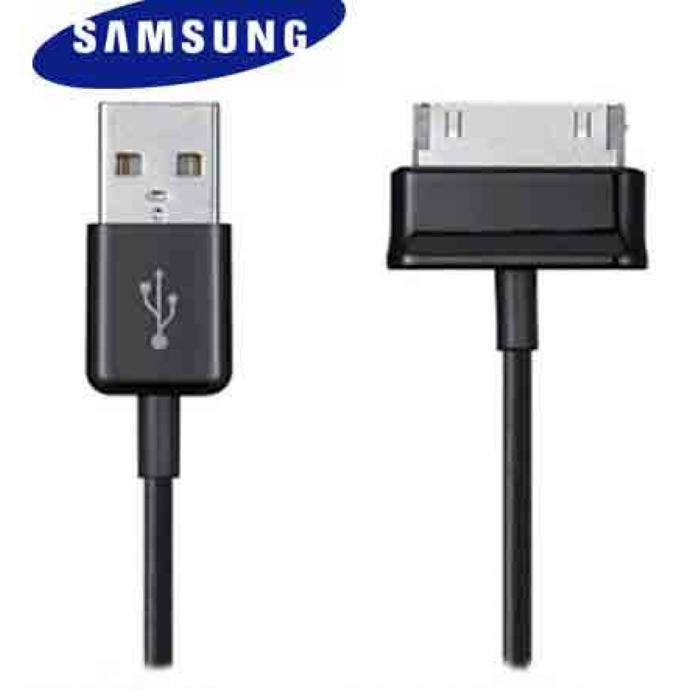 OEM Data cable for USB Samsung galaxy Tab, Black, 1m - 14113
