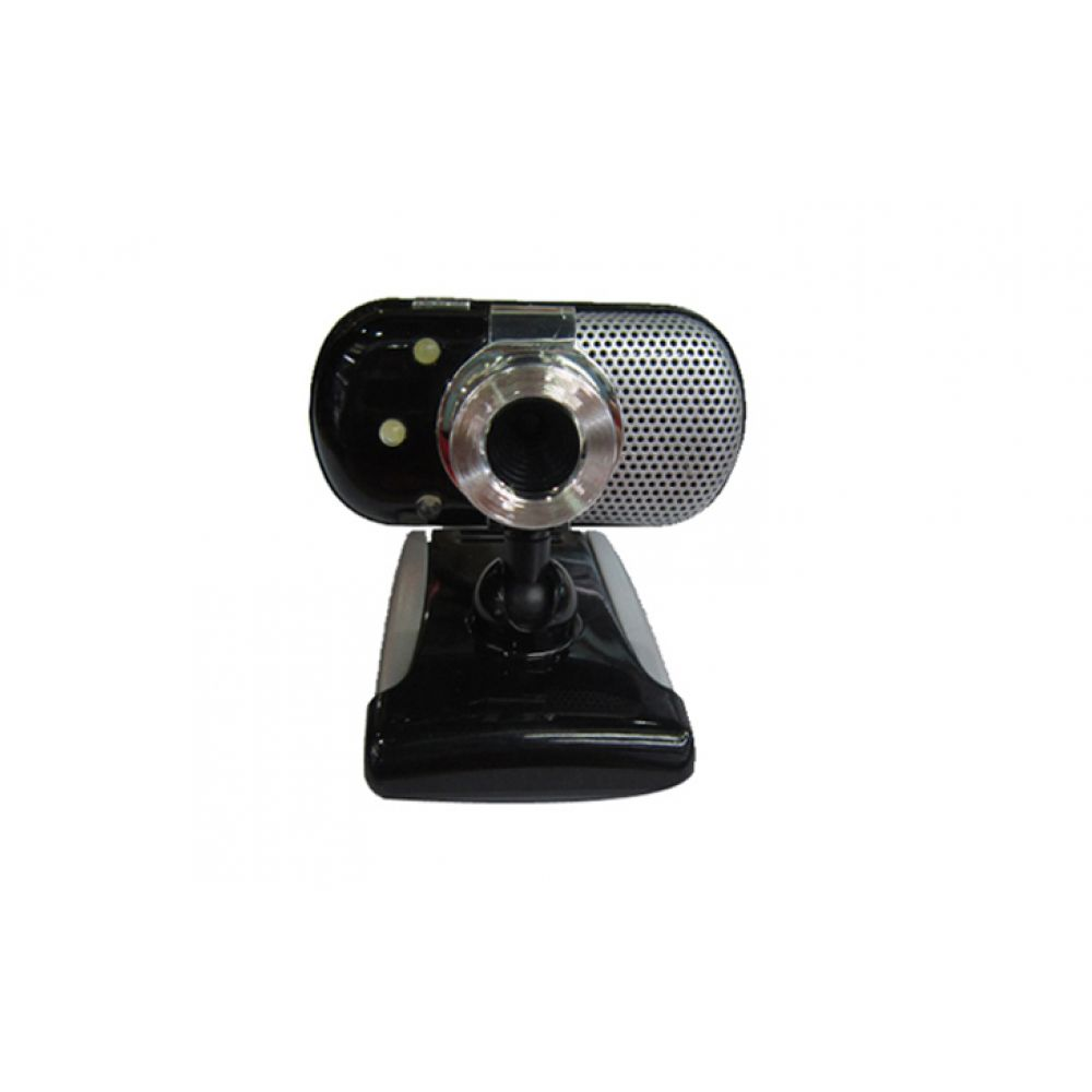 DeTech K-002  Web camera with microphone USB  - 3021