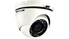HIKVISION DS-2CE56C0T-IRMF(2.8mm) HD-TVI HD720P Indoor IR Dome Camera 4IN1