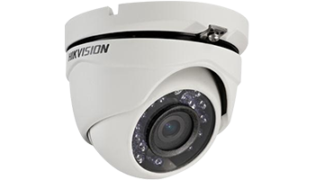Hikvision DS-2CE56D0T-IRMF 0280B 2mp HD1080P IR Dome Camera