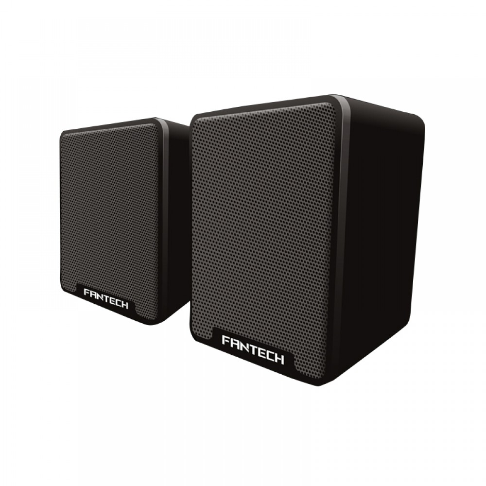 FanTech Arthas GS733 Speakers, 2x3W USB, Different colors - 22077