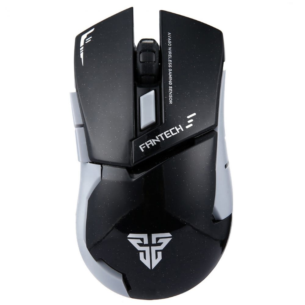 FanTech WG8, Wireless Gaming mouse Leblanc ,Black - 952