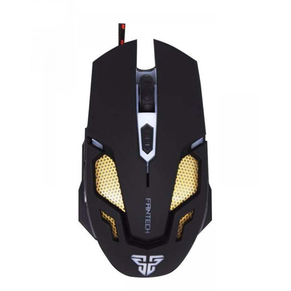 FanTech, Gaming mouse optical V2,Black - 944