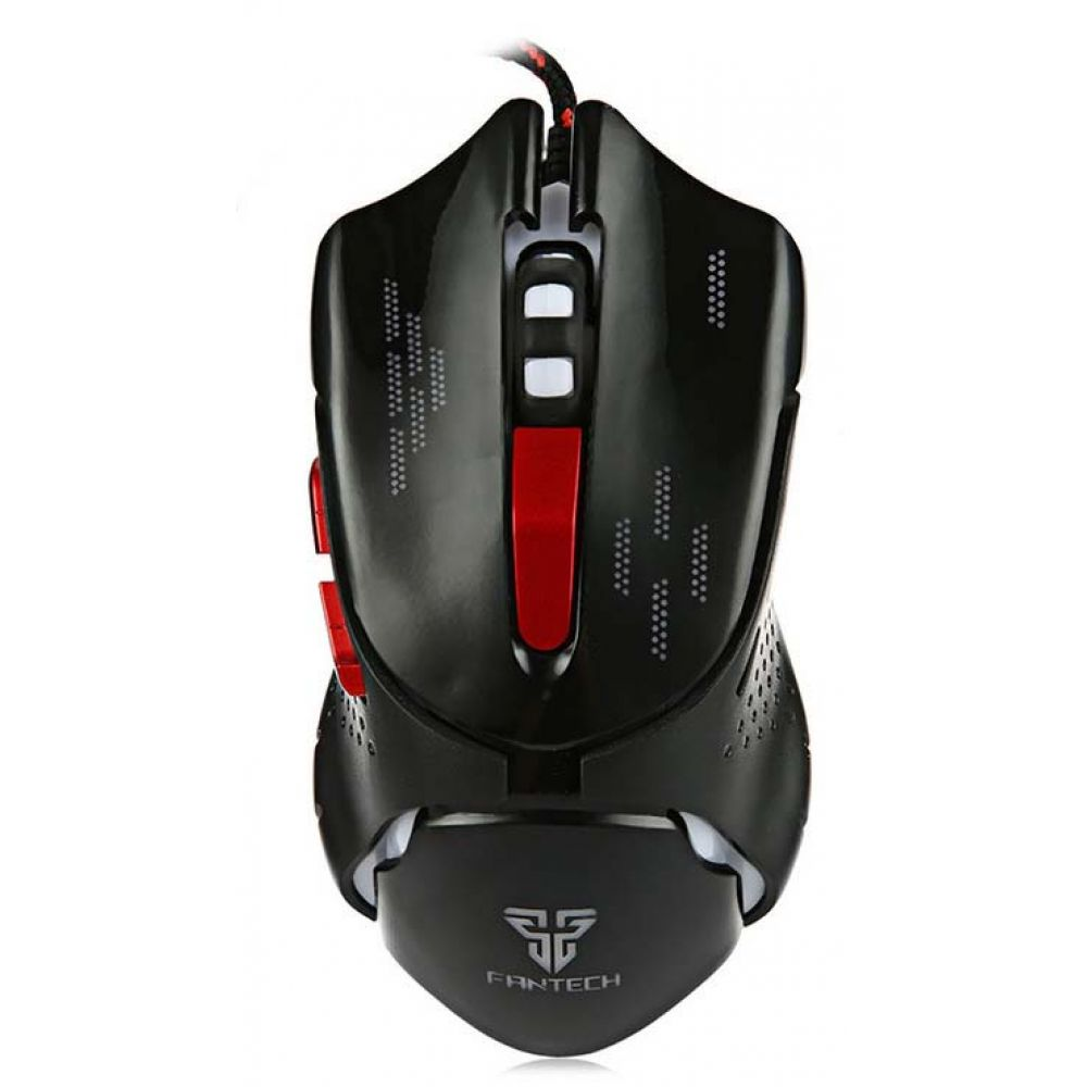 FanTech,Gaming mouse optical V1,Black - 943
