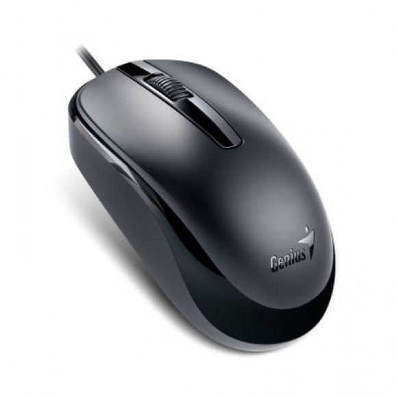 GENIUS DX-120 Mouse USB, Black