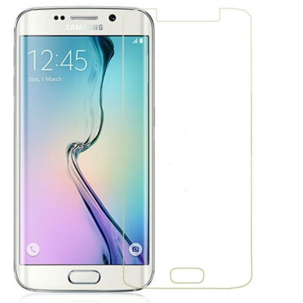 OEM Glass protector Tempered glass for Samsung Galaxy S6 Edge, 0.3mm, Transparent - 52074