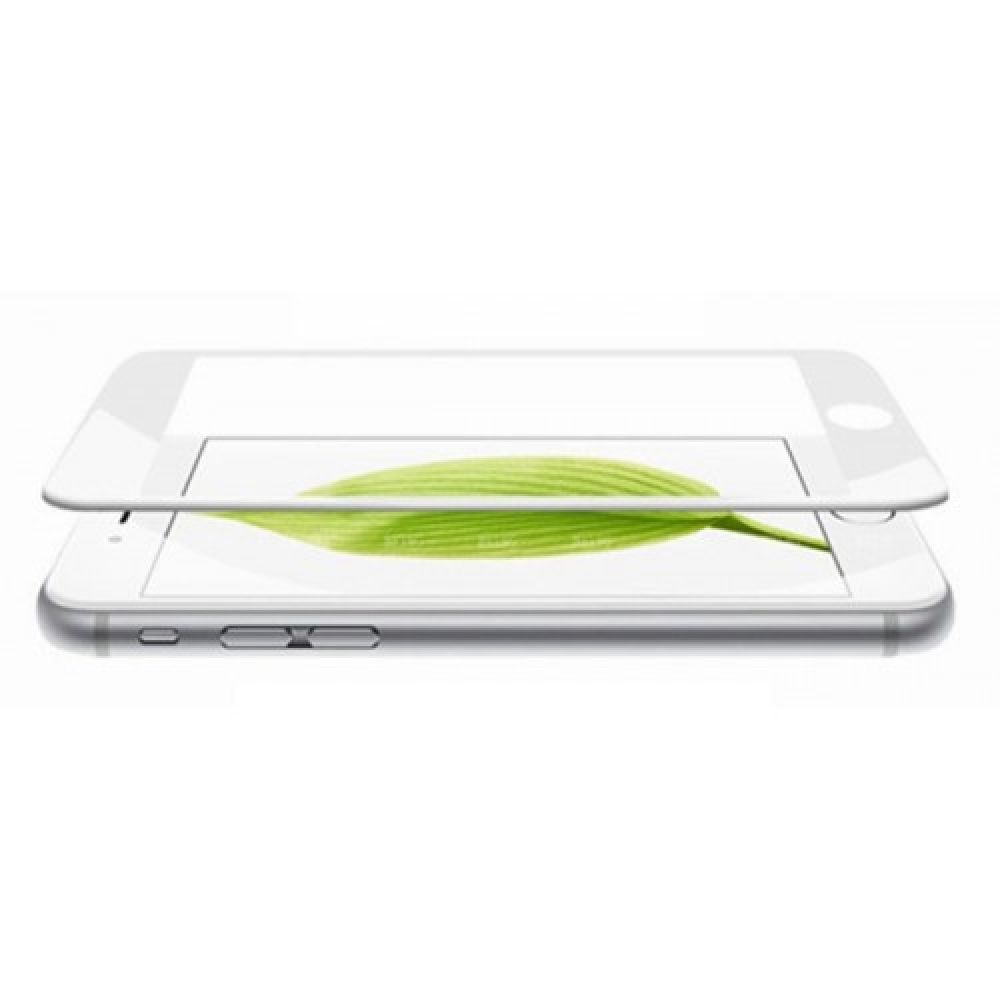 Remax Magic glass,Glass protector for full display,for iPhone 6/6S, 0.3 mm,White-52190