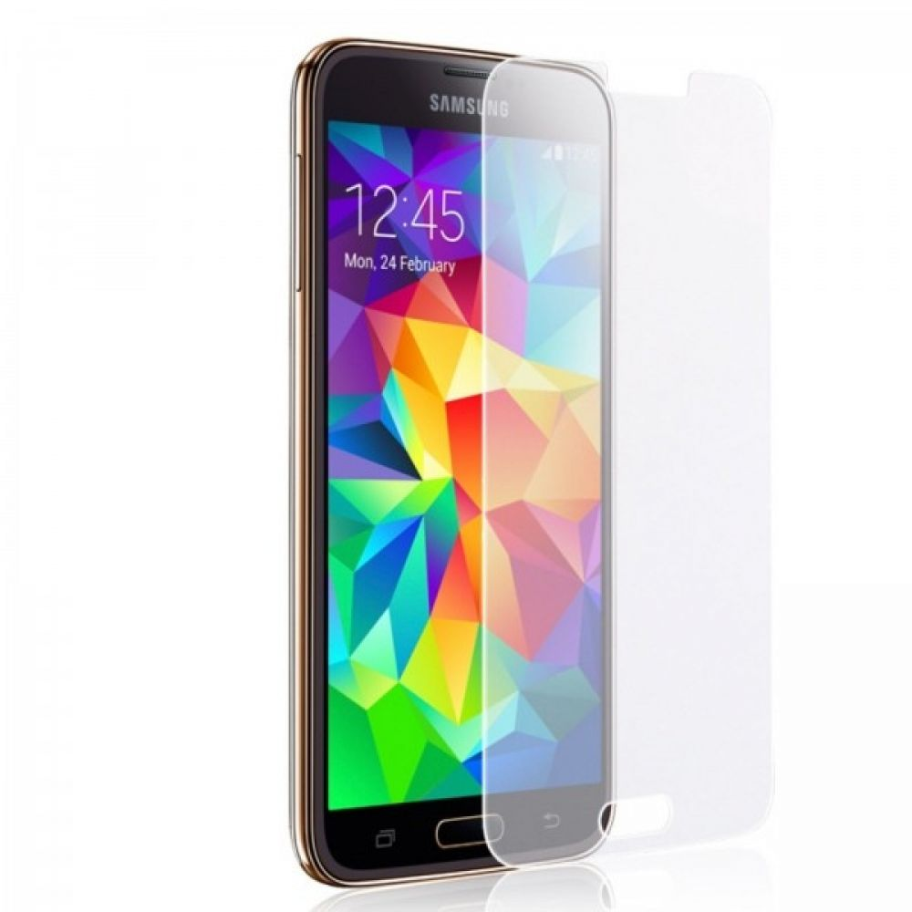 OEM Glass protector Tempered glass for Samsung Galaxy S5 mini, 0.3 mm, Transparent - 52032