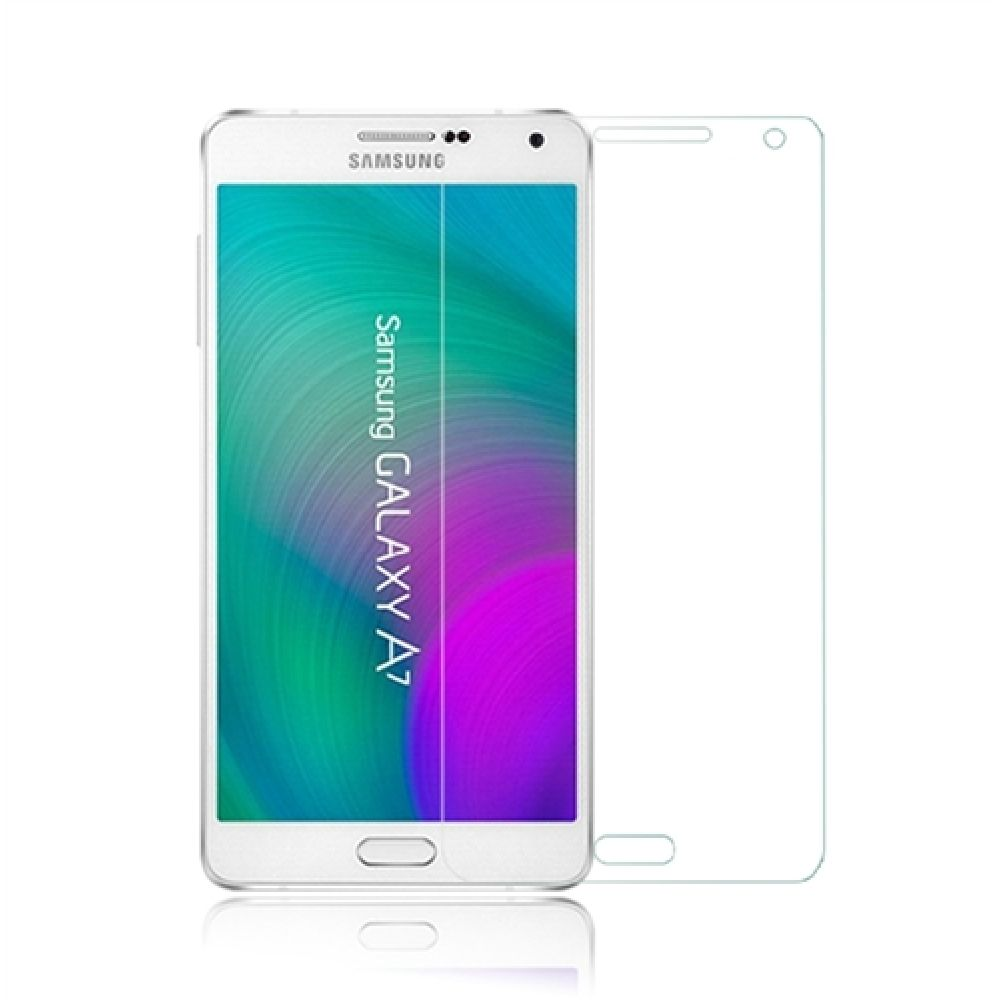 OEM Glass protector Tempered glass for Samsung Galaxy A7, 0.3mm, Transparent - 52116