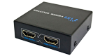 HDMI-S2 splitter 1to2 2.25GbpS/225MHz-DK102