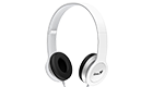 GENIUS HS-M430 Headset with microphone White, Folded