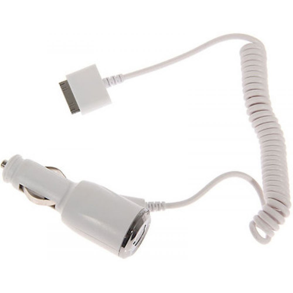 OEM Iphone 4 Car charger Travel 5V/1A  - 14025